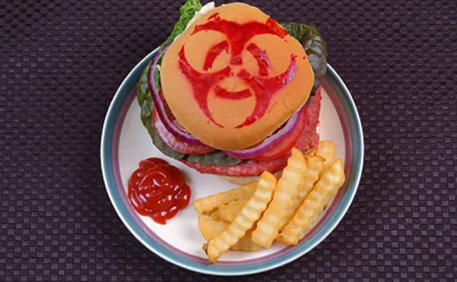 Toxic Burger