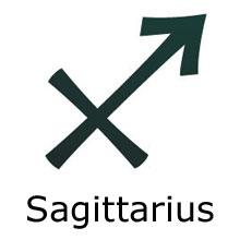 Sagittarius star sign of the zodiac in astrology