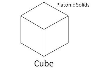 Platonic solid - Cube